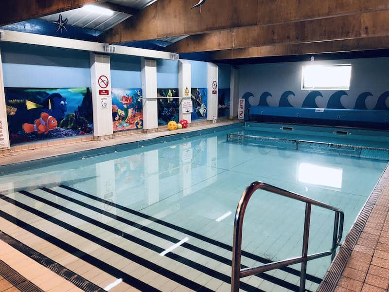 Wet Party Hire Cardigan Swimming Pool